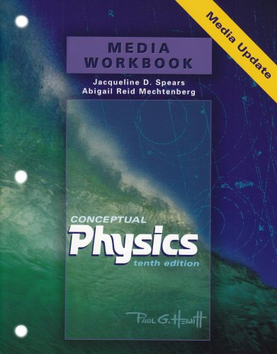 9780321548351: Media Workbook for Conceptual Physics Media Update