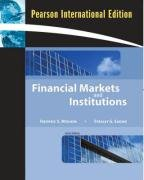 9780321552112: Financial Markets and Institutions: International Edition
