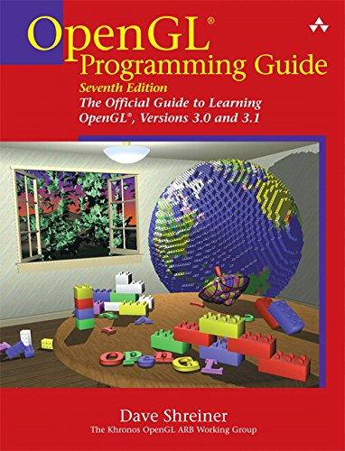 9780321552624: OpenGL Programming Guide: The Official Guide to Learning OpenGL, Versions 3.0 and 3.1 (7th Edition)