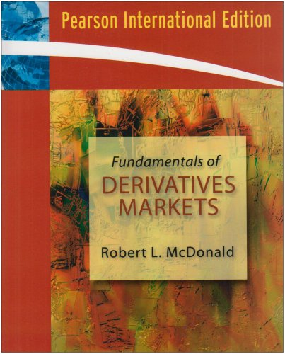 9780321553799: Fundamentals of Derivatives Markets (Pearson International Edition, with CD)