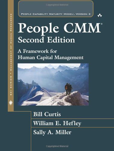 9780321553904: The People CMM: A Framework for Human Capital Management (2nd Edition)