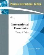 9780321553980: International economics. Theory & policy
