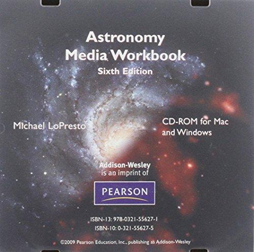 Astronomy Media Workbook: Michael LoPresto