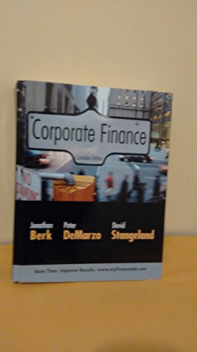 Corporate Finance (Canadian)