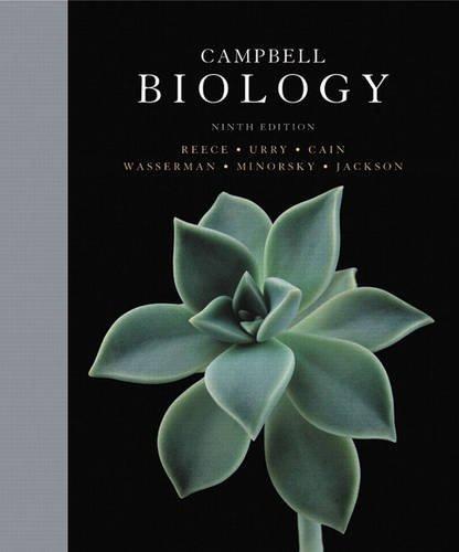 Campbell Biology (9th Edition): Jane B. Reece