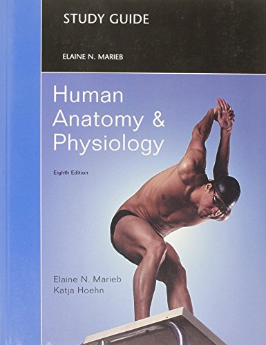 9780321558732: Study Guide for Human Anatomy and Physiology