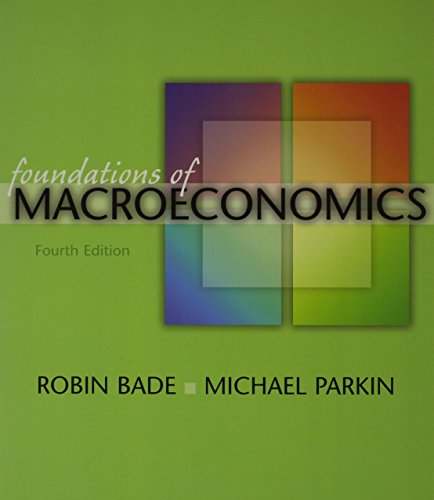 9780321559289: Foundations of Macroeconomics plus MyEconLab in CourseCompass Student Access Kit (4th Edition)