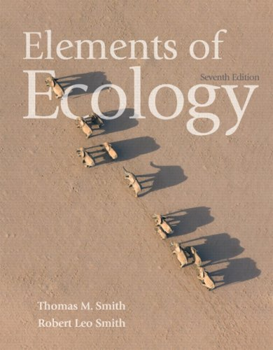 9780321559579: Elements of Ecology (7th Edition)