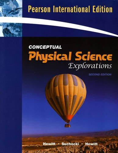 9780321561077: Conceptual Physical Science Explorations