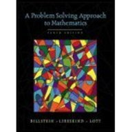9780321562029: Problem Solving Approach to Mathematics, A (Recover) plus MyMathLab (10th Edition)
