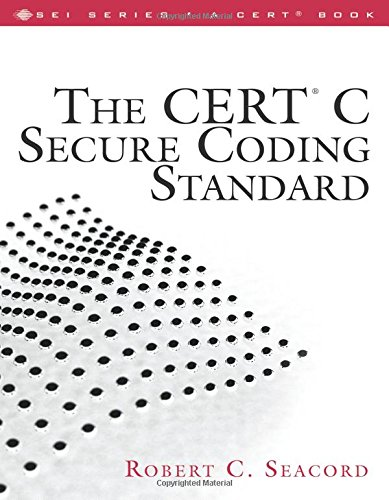 9780321563217: The CERT C Secure Coding Standard