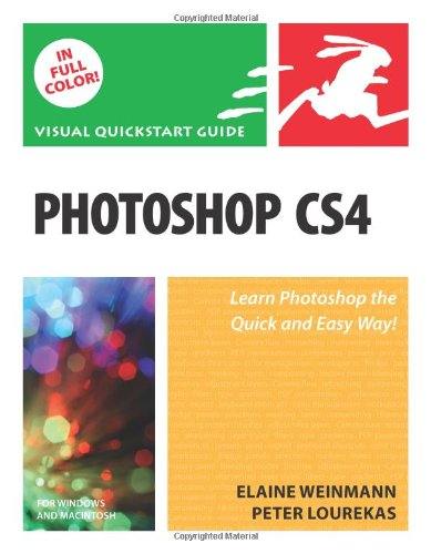 9780321563651: Photoshop CS4 Visual QuickStart Guide