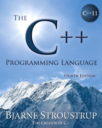 9780321563842: The C++ Programming Language, 4th Edition