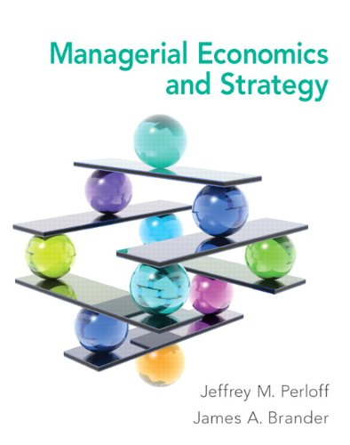 9780321566447: Managerial Economics and Strategy
