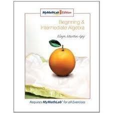 9780321566768: Beginning and Intermediate Algebra, MyMathLab Edition Package (4th Edition)