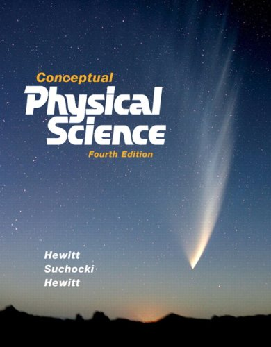 9780321566980: Conceptual Physical Science Value Package (includes Blackboard Student Access ) (4th Edition)