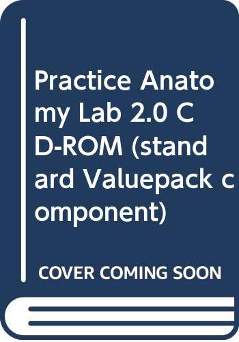 9780321567031: Practice Anatomy Lab 2.0 CD-ROM (Standard Valuepack Component)