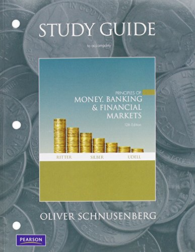 9780321567413: Study Guide for Principles of Money, Banking & Financial Markets