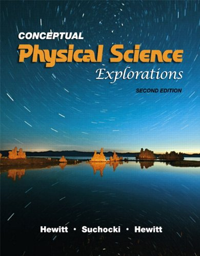 9780321567918: Conceptual Physical Science Explorations (2nd Edition)