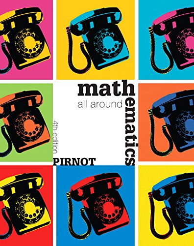 9780321567970: Mathematics All Around (4th Edition)