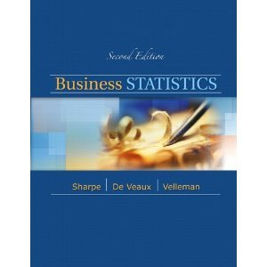 9780321568809: Business Statistics (2nd (second) Edition)