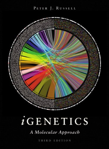 9780321569769: iGenetics: A Molecular Approach (3rd Edition)