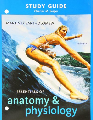 9780321569806: Study Guide for Essentials of Anatomy & Physiology