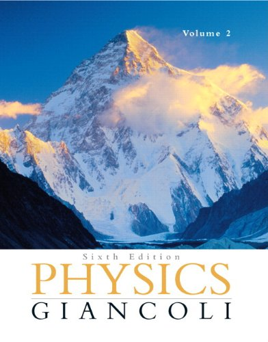 9780321569875: Physics: Principles with Applications Volume 2 (Chapters 16-33) with MasteringPhysics (6th Edition)