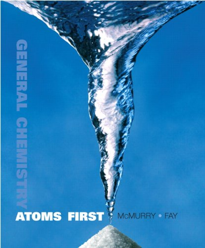 9780321571632: General Chemistry: Atoms First