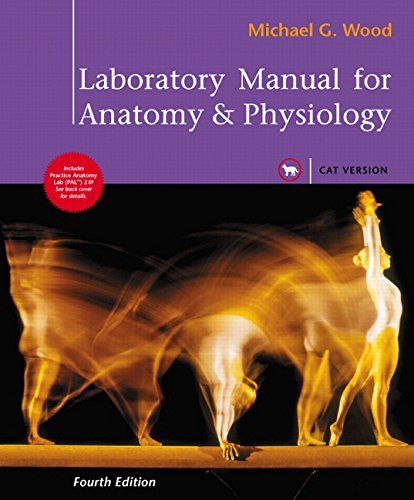 9780321571809: Laboratory Manual for Anatomy & Physiology, Cat Version (4th Edition)
