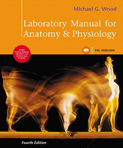 9780321572264: Laboratory Manual for Anatomy &Physiology, Pig Version (4th Edition)