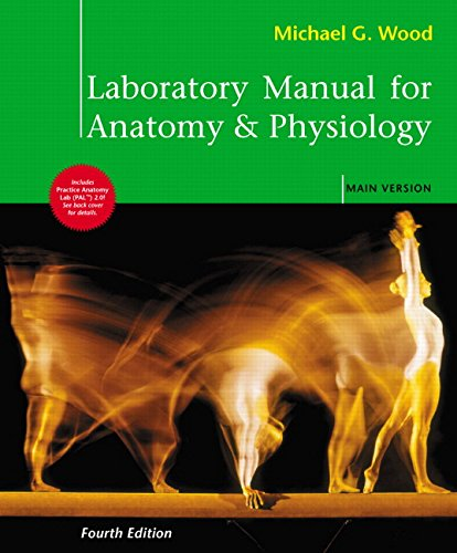 9780321572271: Laboratory Manual for Anatomy & Physiology, Main Version (4th Edition)