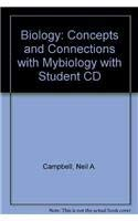 9780321572523: Biology: Concepts and Connections with mybiology with Student CD (6th Edition)