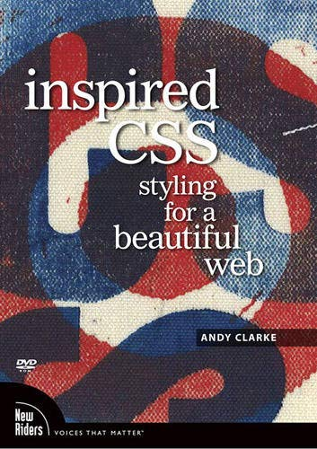 9780321572653: Inspired CSS: Styling for a Beautiful Web, DVD