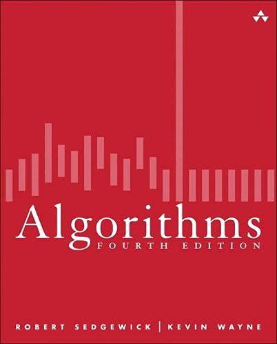 9780321573513: Algorithms (4th Edition)