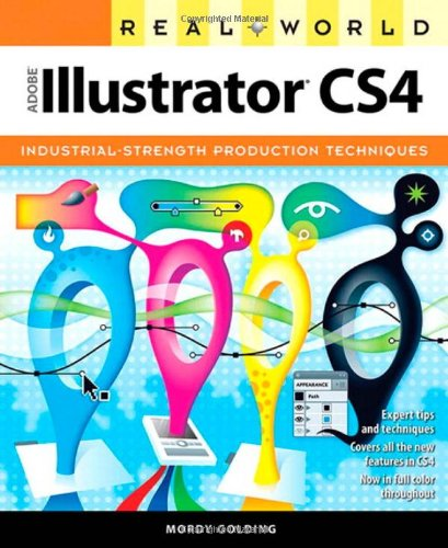 9780321573551: Real World Adobe Illustrator CS4