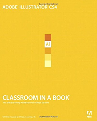 9780321573780: Adobe Illustrator CS4 Classroom in a Book