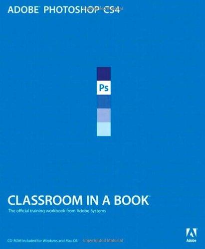 9780321573797: Adobe Photoshop CS4 Classroom in a Book