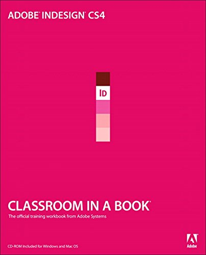 9780321573803: Adobe InDesign CS4 Classroom in a Book (Classroom in a Book (Adobe))