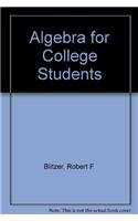 9780321574541 Algebra For College Students Plus Mymathlab Student