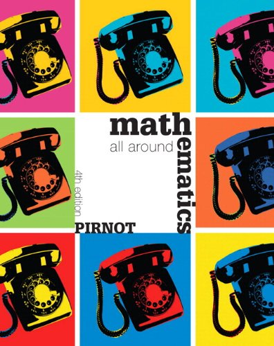 9780321575944: Mathematics All Around Plus MyMathLab Student Access Kit (4th Edition)