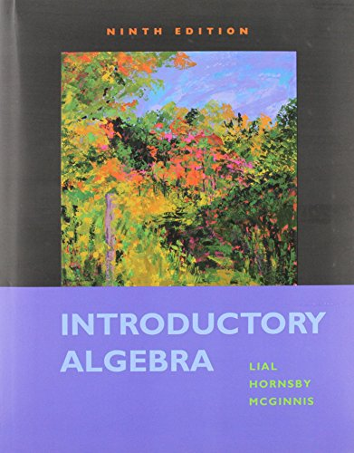 9780321576460: Introductory Algebra plus MyMathLab Student Access Kit (9th Edition)