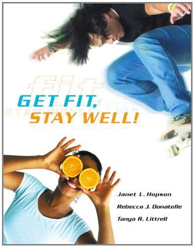 9780321576576: Get Fit, Stay Well!