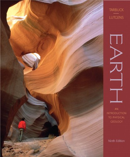 9780321577689: Earth: An Introduction to Physical Geology Value Package (includes Encounter Earth: Interactive Geoscience Explorations) (9th Edition)