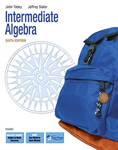 9780321578297: Intermediate Algebra (6th Edition)