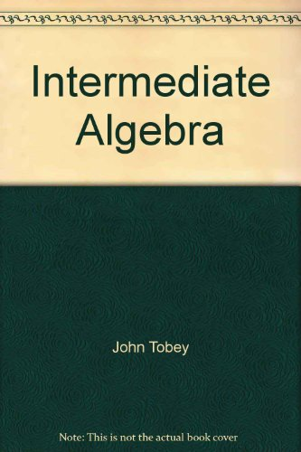 9780321578419: Intermediate Algebra