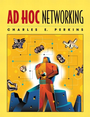 9780321579072: Ad Hoc Networking (paperback)