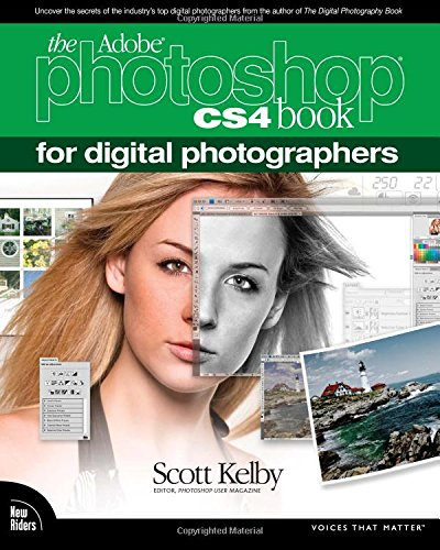 9780321580092: The Adobe Photoshop CS4 Book for Digital Photographers