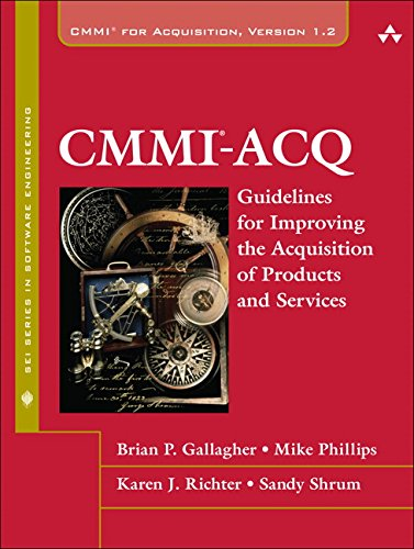 9780321580351: CMMI-ACQ: Guidelines for Improving the Acquisition of Products and Services