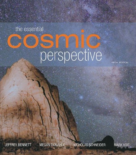 9780321580887: Essential Cosmic Perspective, The (5th Edition)